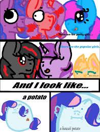 Meme Kawaii - kawaii potato meme by owlpower669 on deviantart