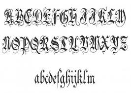 best 25 cursive fonts for tattoos ideas on pinterest polices de