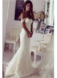 the shoulder wedding dress new high quality mermaid wedding dresses buy popular mermaid