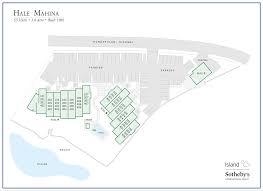 Papakea Resort Map Hale Mahina Condos Kahana Real Estate