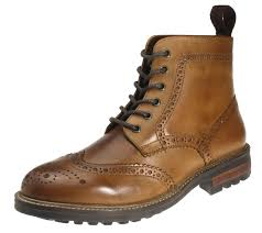 mens brown motorcycle boots tape devlin tan brown slip on brogues lace up mens burnished