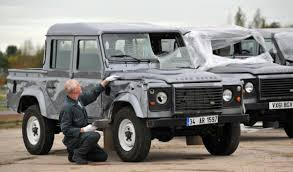 land rover defender off road modifications skyfall behind the scenes with land rover pocket lint