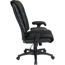 Office Star Leather Chair Office Star Ex93823 Ex9382 Executive High Back Leather Chair