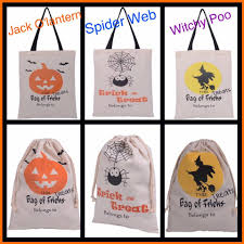 personalized halloween buckets personalized trick or treat candy bucket halloween loot bag