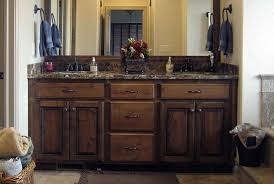 Knotty Alder Cabinet Stain Colors by Knotty Alder Bathroom Cabinets Home Design Ideas Pictures