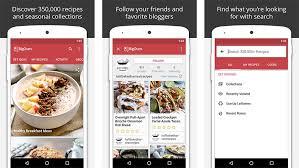 application recettes de cuisine 10 meilleures applications de recettes de cuisine pour android