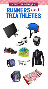 creative gifts for creative triathlete gifts ideas to get your runner cross