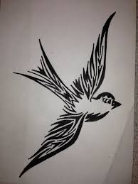 Quick Step Elevae Inked Oak Tribal Robin Sparrow Pen Drawing My Art Pinterest Tribal