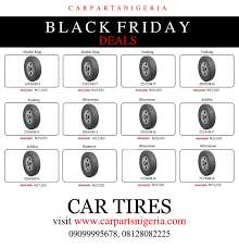 black friday auto parts buy 50 off of brand new tires and all auto parts its black friday