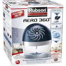 lutter contre l humidité dans une chambre absorbeur d humidité avec une recharge aéro 360 rubson 20 m