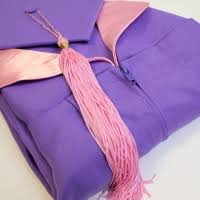 pink cap and gown caps gowns gifts for graduates