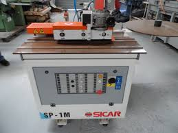 sicar sp 1m edgebander manchester woodworking machinery