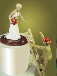 fireman wedding cake topper to the rescue fireman wedding cake topper mix match
