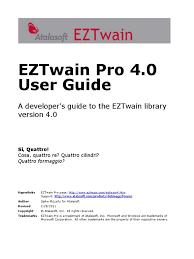 eztwain user guide image scanner file format