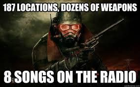 New Vegas Meme - fallout new vegas logic