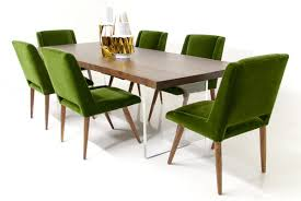 slab dining table in solid walnut modshop
