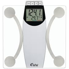 weight watchers by conair glass body analysis scale amazon ca