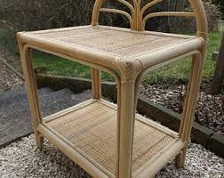 wicker furniture etsy