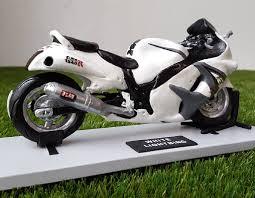 suzuki motorcycle hayabusa suzuki hayabusa motorcycle custom model tessa u0027s figurines