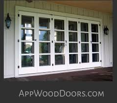 Barn Style Doors Custom Wood Sliding Bi Folding Doors Appwooddoors