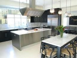 kitchen island stainless steel stainless steel kitchen island ghanko