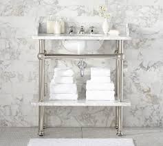 Apothecary Single Sink Vanity Pottery Barn