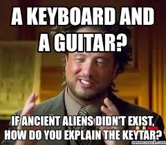 Ancient Aliens Memes - image png