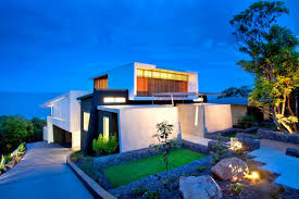 beautiful modern homes interior modern white concrete house design best invention exterior paint