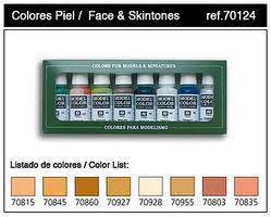 vallejo hobby and model paint sets
