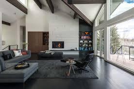 modern design furniture vt a fabulous modern mountain getaway in jackson hole