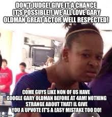 Guys Be Like Meme - black girl wat meme imgflip