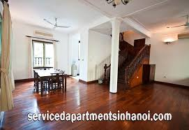 Four Bedroom Houses For Rent Modern Four Bedroom House For Rent In Dang Thai Mai Str Tay Ho
