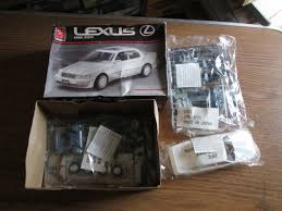 lexus ls400 parts uk amt lexus ls400 sedan 1 24 scale