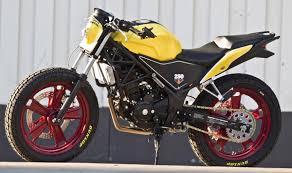 honda 250 cbr five custom honda cbr 250rs