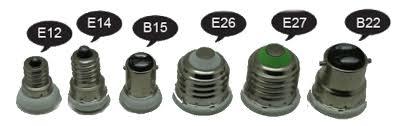 Small Base Led Light Bulbs by Knowledge Shruj Led Technologies