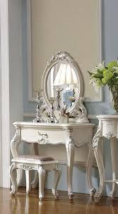 coiffeuse pour chambre coiffeuse ensemble avec chaise et miroir pour chambre ensemble de