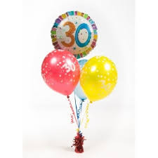 30th birthday balloon bouquets top 3 30th birthday balloon ideas balloonparty ie