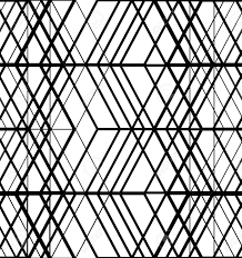 black and white set of lines digital background pattern stained
