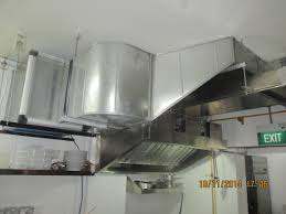 kitchen kitchen fume extractor with commercial hood also cooker