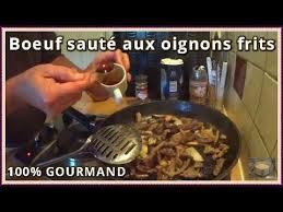 cuisine chinoise boeuf aux oignons boeuf sauté aux oignons caramélisés recette chinoise