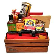 cool gift baskets cool gift baskets for men barbecue party gift basket basketball