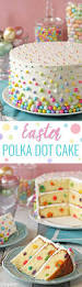 Easy Easter Decorations To Make At Home How To Make A Bunny Cake With Dreams Of Jelly Beans Chocolates