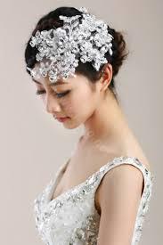 rhinestone hair buy wholesale wedding jewelry flower headband