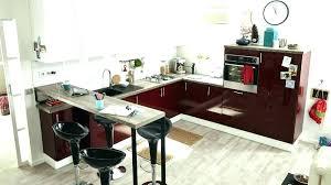 fabriquer une table bar de cuisine bar cuisine avec rangement bar table cuisine table cuisine bar