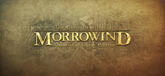 elder scrolls iii morrowind goty edition the on gog com