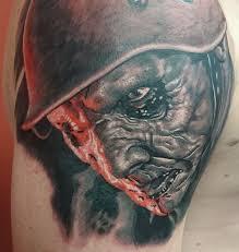 the 25 best soldier tattoo ideas on pinterest spartan warrior