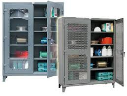 heavy duty metal cabinets steel visibility cabinets mesh security polycarbonate