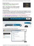css tutorial pdf for dummies html tutorial web design using notepad kompozer css free pdf