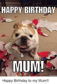 Funny Animal Birthday Memes - happy birthday mum mematic net happy birthday to my mum