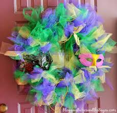 mardi gras babies how to create a diy mardi gras wreath blogging babies and the